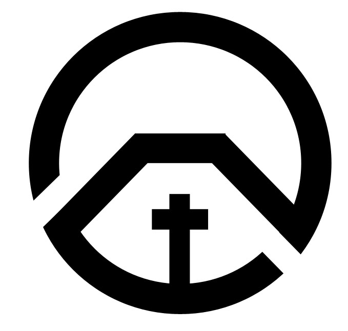 Logo huis van god