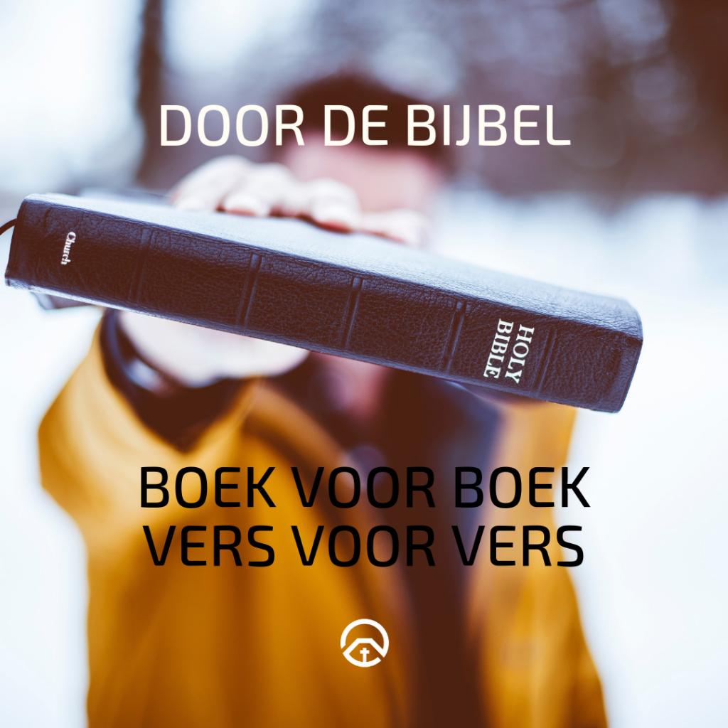 kerk in Eindhoven bijbel