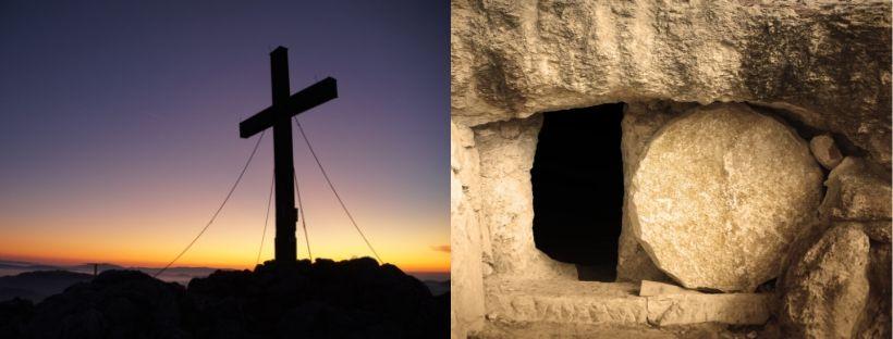de opstanding van jezus