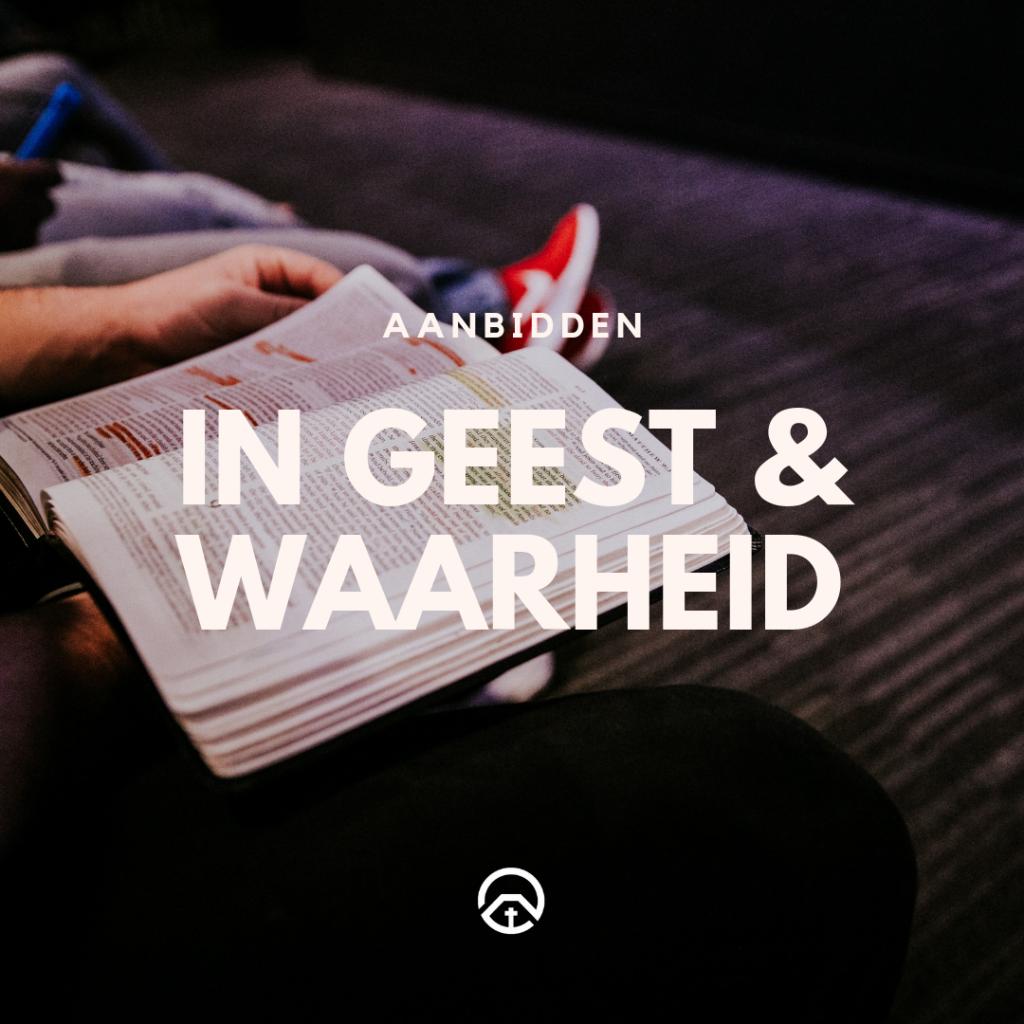 kerk in Eindhoven geest en waarheid