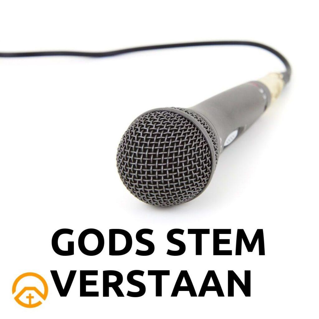 gods stem verstaan